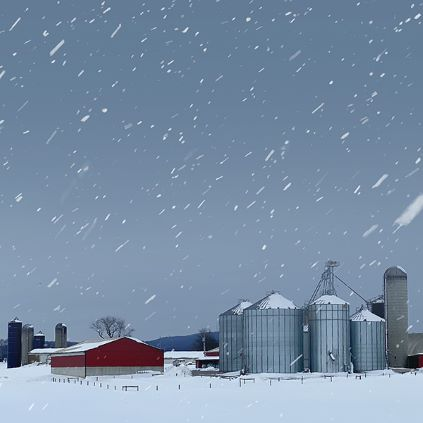Protect your farm from severe winter weather hazards