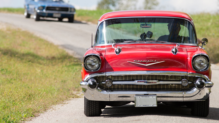 ins and outs of classic car auctions