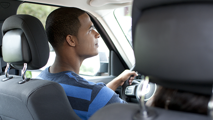 Advanced driving course