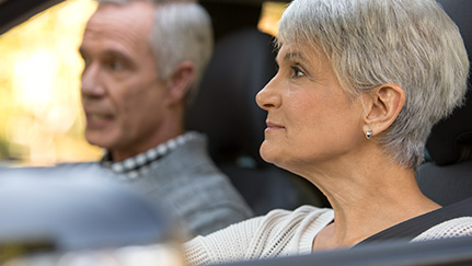 How to discuss turning in the car keys with elderly parents
