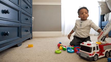 Tomar Medidas de Protección para Niños en tu Casa
