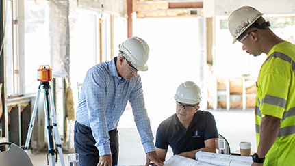 Tips for dealing with contractors