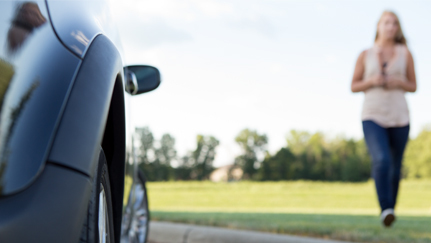 Navigate a private auto sale