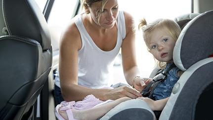 Car safety for kids
