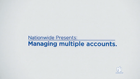 Video: Managing multiple accounts