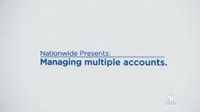 Video: Managing multiple accounts