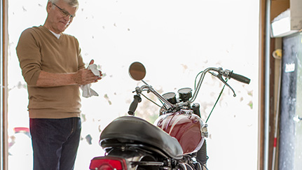 Vintage motorcycle buying guide