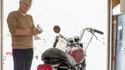 Guía de compra de motocicletas antiguas