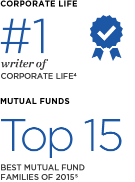 Corporate Life: #1 writer of Corporate Life; Mutual Funds: Top 15 best mutual fund families of 2015