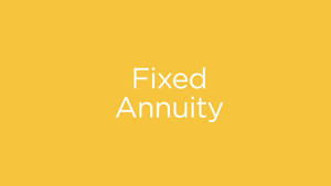 Article 10 - Fixed Annuity