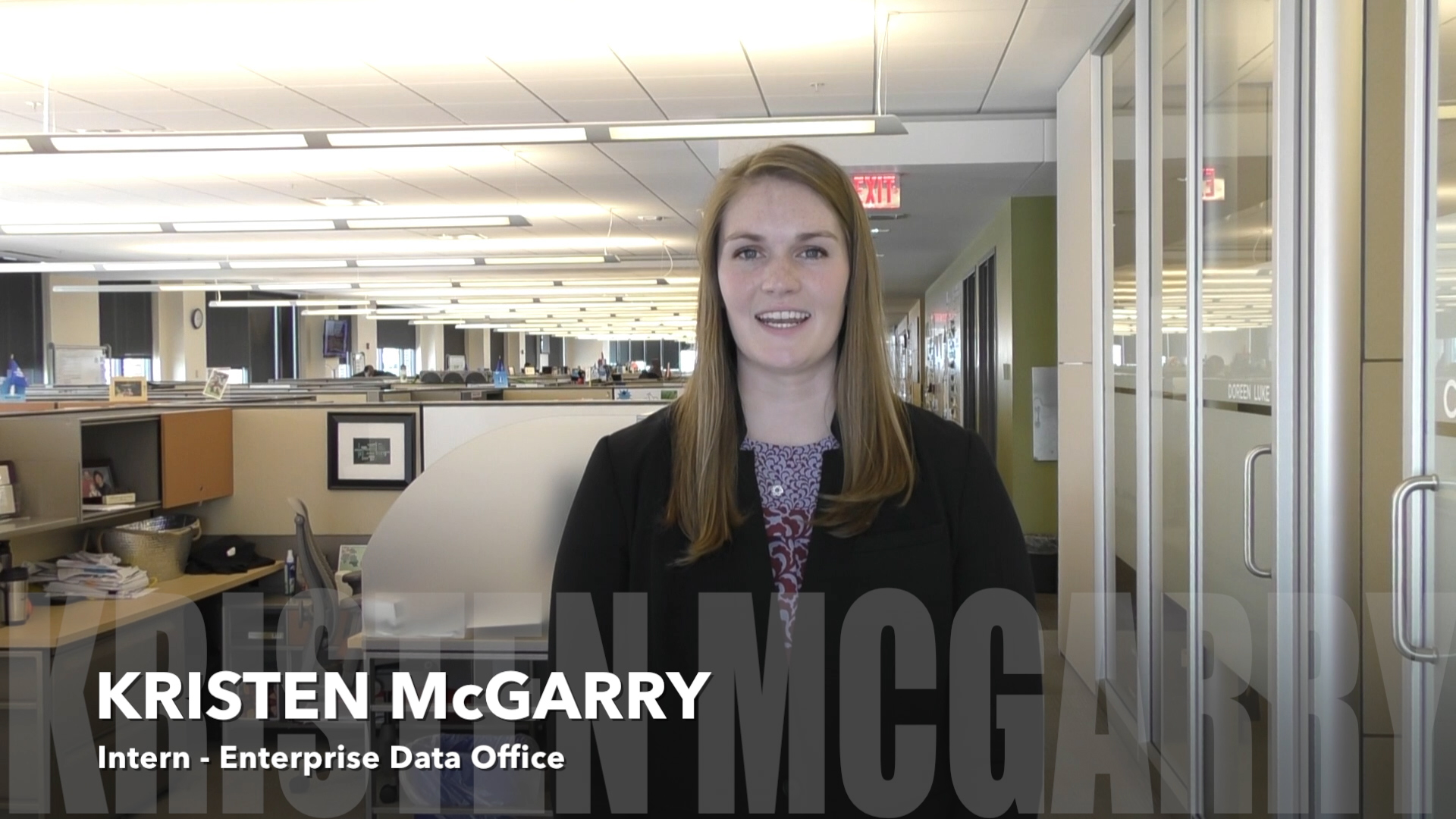 A Day in the Life - Kristin McGarry