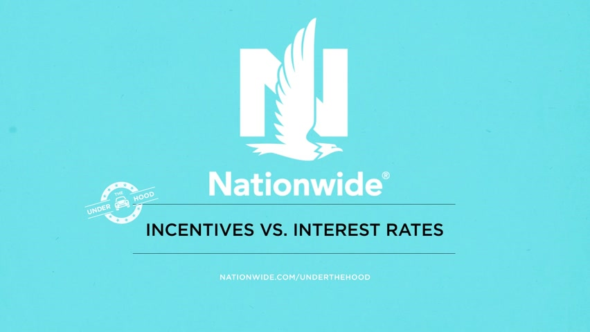 Nationwide Bank - Incentives vs. Interest Rates Video