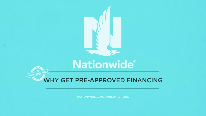 Why get pre-approved financing?