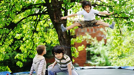 trampoline safety