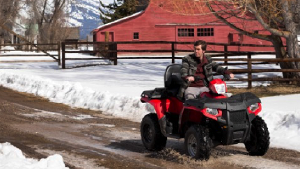 How much is atv insurance