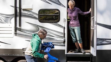 is rv insurance required?
