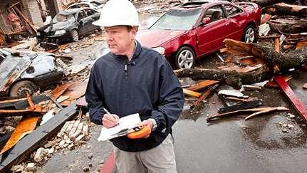 catástrofes específicas